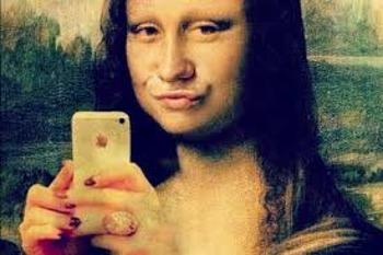 Selfie Strane E Imbarazzanti Con Aggiunta Di Photoshop