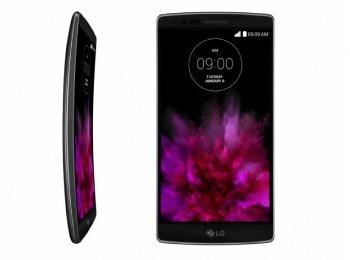 Smartphone curvo LG G Flex2