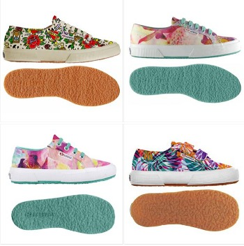 Superga sneakers nuovi modelli per estate