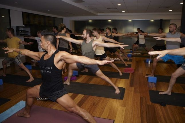 Yoga uomo