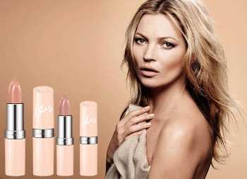 Kate Moss x Rimmel London collezione Nude