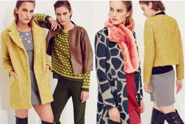 Liu Jo collezione abbigliamento autunno inverno 2015 2016