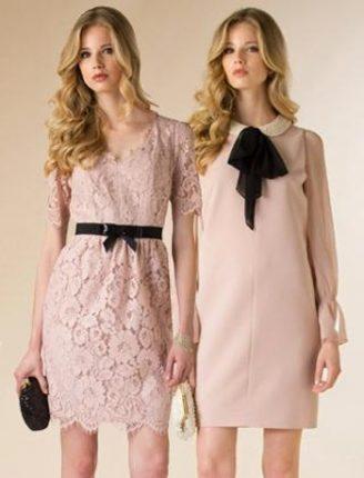Luisa Spagnoli collezione abbigliamento autunno inverno 2915 2016