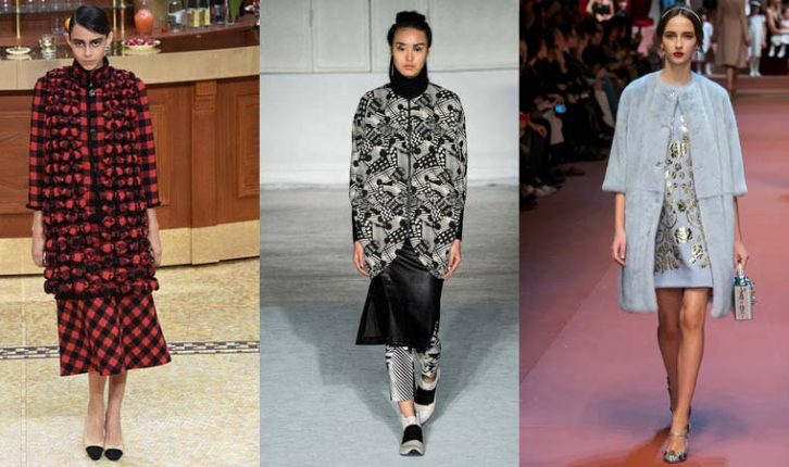 Cappotti nella tonalita di vestiti 2016