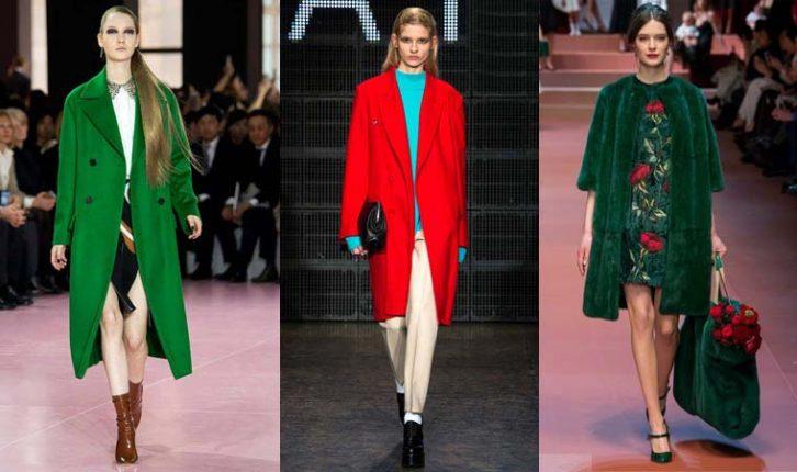 Cappotti Tendenze Moda 2016 6
