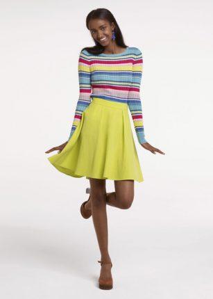 Benetton Donna Catalogo Abbigliamento Moda Primavera Estate 5