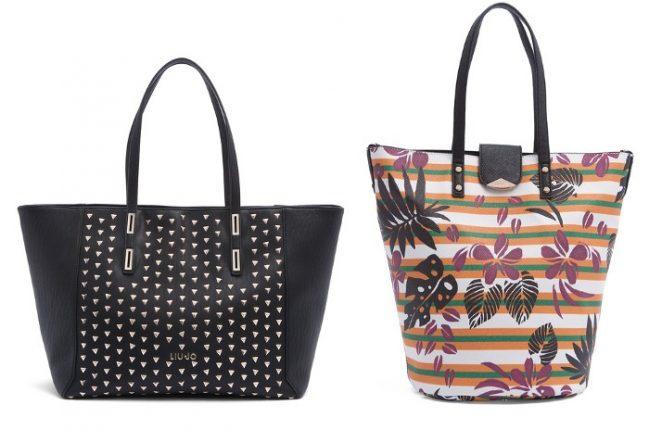 Borse Liu Jo Nuova Collezione Primavera Estate 2016 Shopping Bag