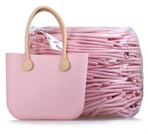 Borse O Bag Rosa Candy Manici Chiari