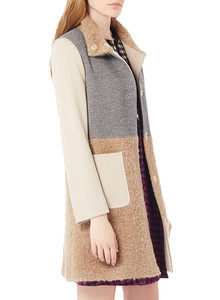 Cappotto Patchwork