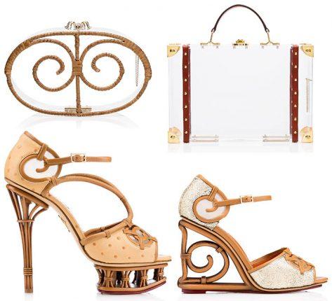 Charlotte Olympia collezione scarpe borse primavera estate 1