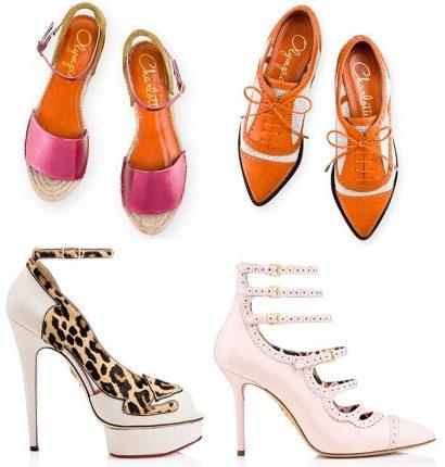 Charlotte Olympia collezione scarpe borse primavera estate 3