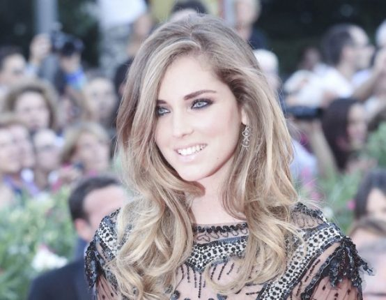 Chiara Ferragni fashion blogger