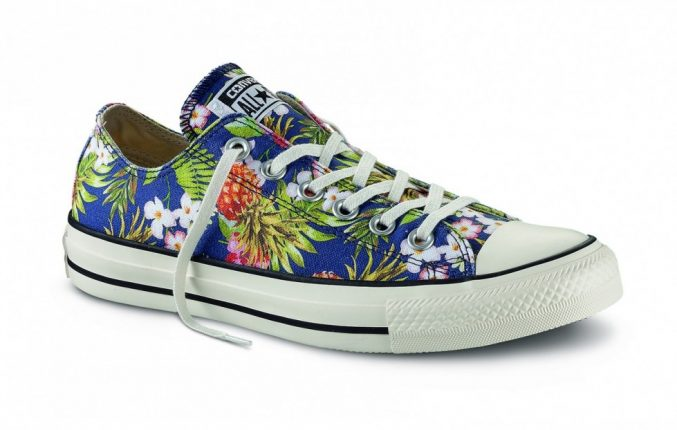 Converse All Star Sneakers Basse Con Stampa