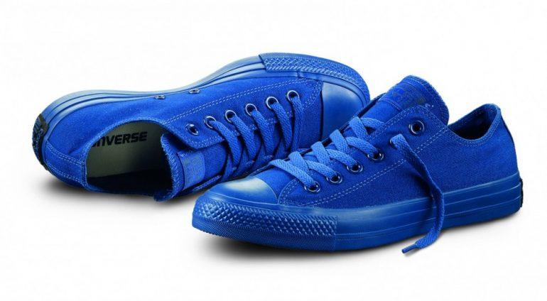 Converse All Star Sneakers Blu