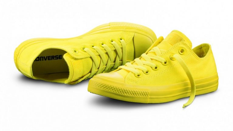 Converse All Star Sneakers Gialle Converse