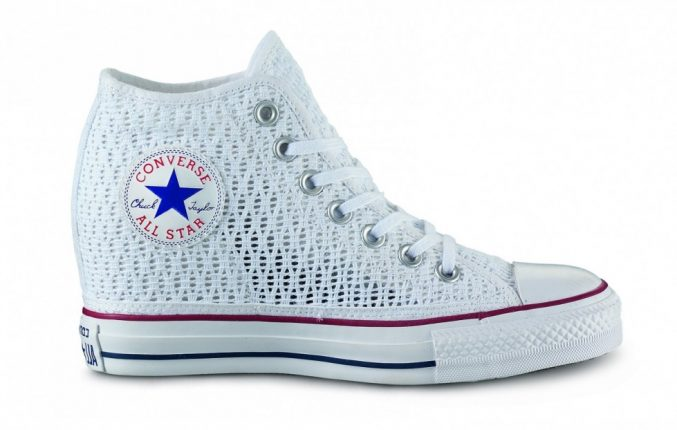 Converse All Star Sneakers Laserate