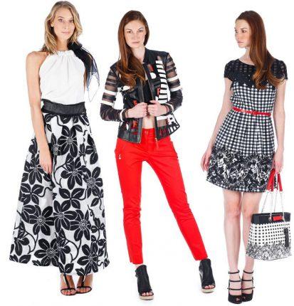 Cristinaeffe catalogo abbigliamento donna moda primavera state 2016