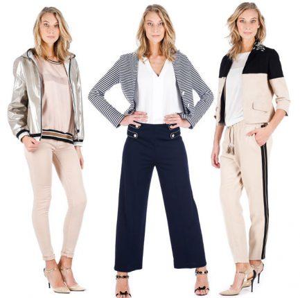 Cristinaeffe collezione e catalogo abbigliamento donna moda primavera state 2016