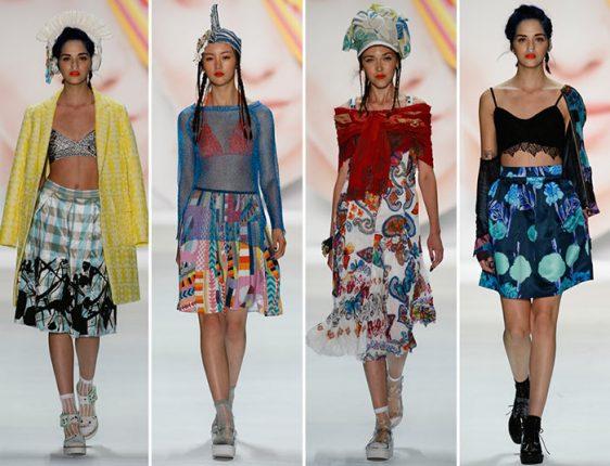 Desigual collezione abbigliamento donna moda primavera estate