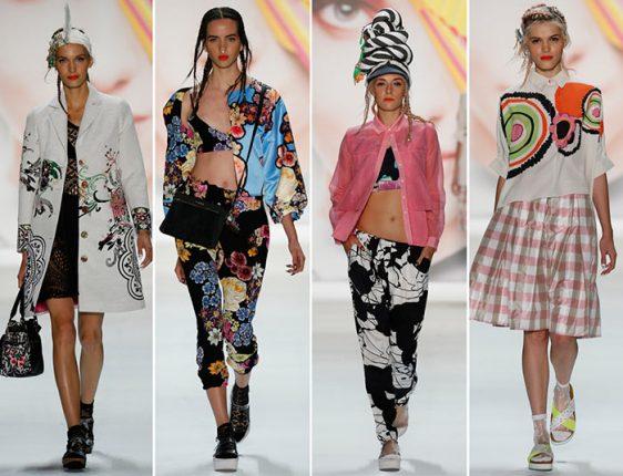 Desigual collezione abbigliamento donna moda primavera estate 3