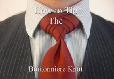 Diversi modi come fare nodo alla cravatta 008