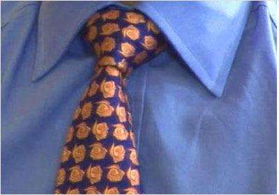 Diversi modi come fare nodo alla cravatta 016