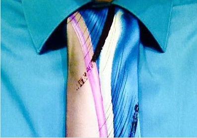 Diversi modi come fare nodo alla cravatta 021