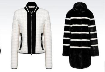 Giubbotti Armani Jeans donna inverno 2016