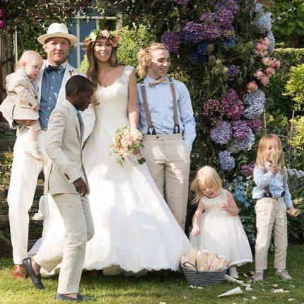 Jacqui Ainsley Matrimonio Con Guy Ritchie Abito Phillipa Lepley
