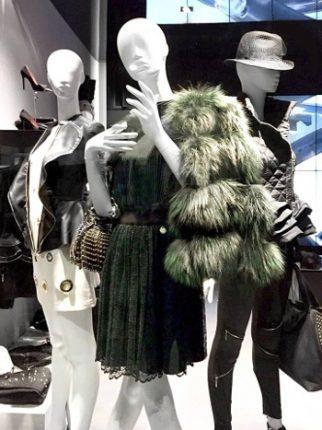 Mangano abbigliamento inverno