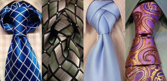 Nodi alla cravatta Diversi modi come fare nodo alla cravatta che ogni uomo dovrebbe sapere