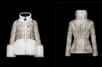Piumini Moncler collezione moda donna catalogo autunno inverno 2016