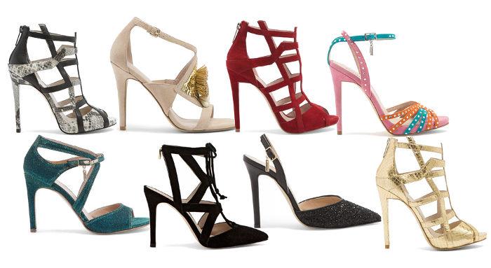 Scarpe Liu Jo collezione donna moda primavera estate sandali