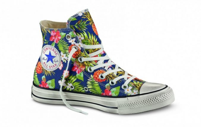Sneakers Con Stampa Converse All Star