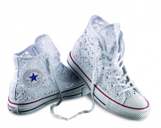 Sneakers Ricamate Converse All Star