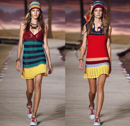Tommy Hilfiger Primavera Estate 2016 Abbigliamento