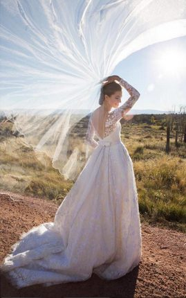 Allison Williams Abito Da Sposa