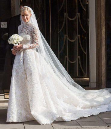 Nicky Hiltonabito Da Sposa