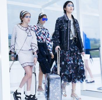 8f163d1b2439 Chanel collezione primavera estate 2016 - Abbigliamento donna ...