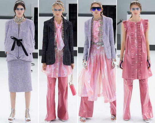 Chanel collezione primavera estate 2016 abbigliamento