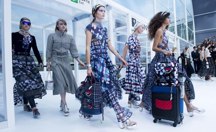 Chanel collezione primavera estate 2016 abiti