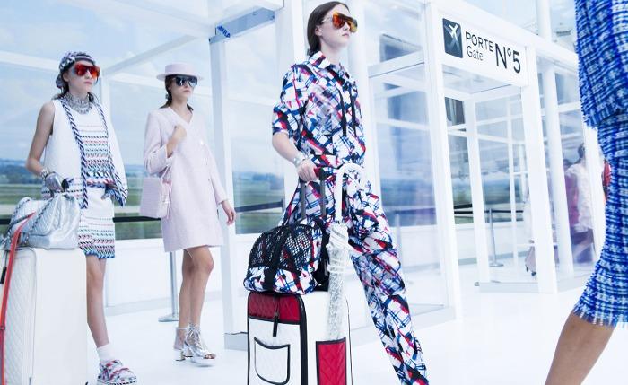 Chanel collezione primavera estate 2016 donna