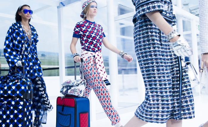 Chanel collezione primavera estate 2016 moda