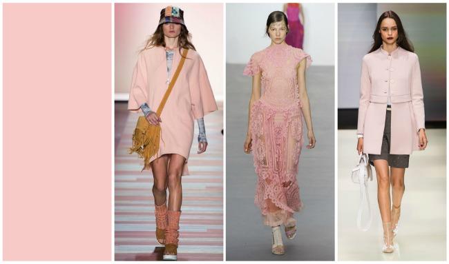Colori alla moda della primavera estate 2016 1