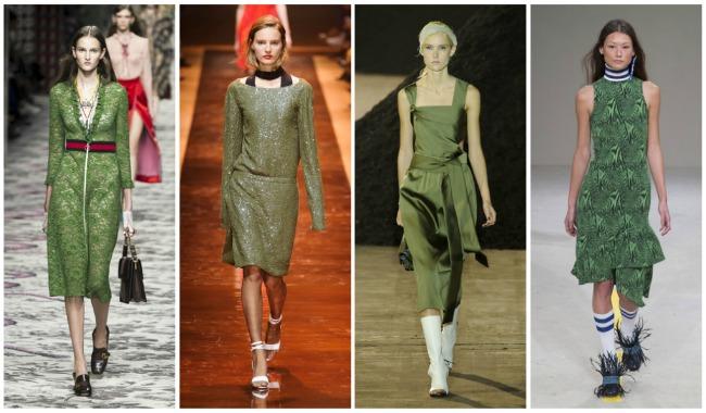 Colori alla moda della primavera estate 2016 13