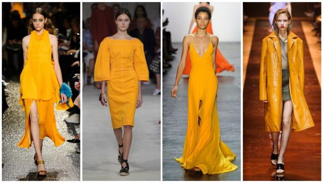 Colori alla moda della primavera estate 2016 17