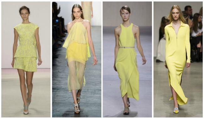 Colori alla moda della primavera estate 2016 19