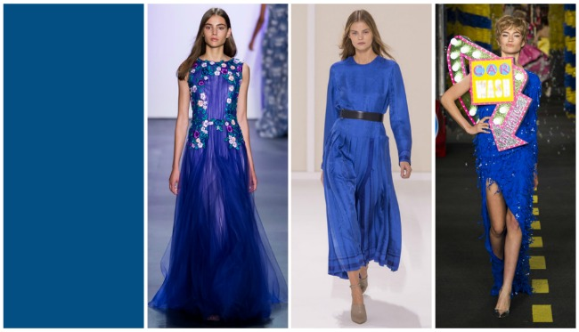 Colori alla moda della primavera estate 2016 2