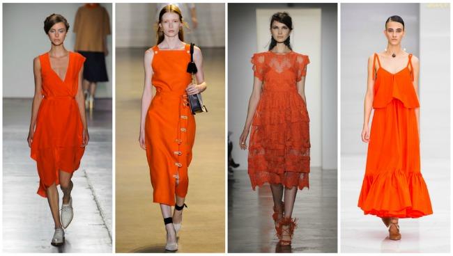 Colori alla moda della primavera estate 2016 3