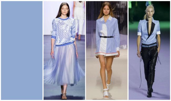 Colori alla moda della primavera estate 2016 5